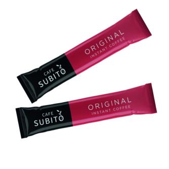 Cafe Subito Original Instant Coffee Sticks