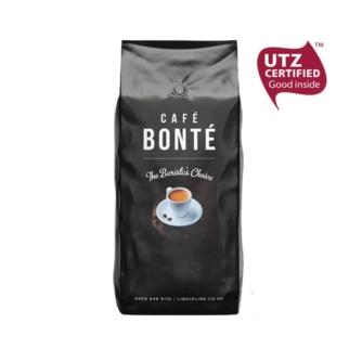 Bag of Cafe Bonte UTZ Italia Beans