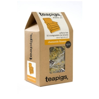 Box of Teapigs Chamomile flowers teabags