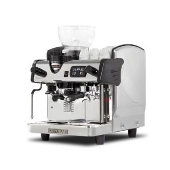 Zircon 1 Group plus traditional coffee machine