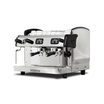 Zircon 2 group traditional coffee machine