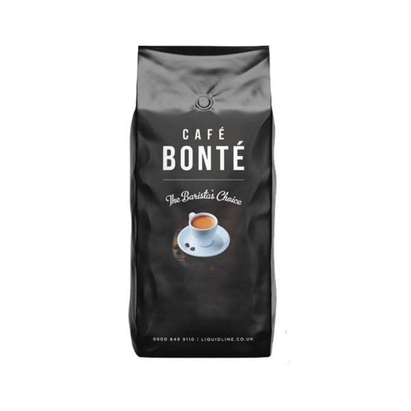 Bag of Cafe Bonte Crema Beans