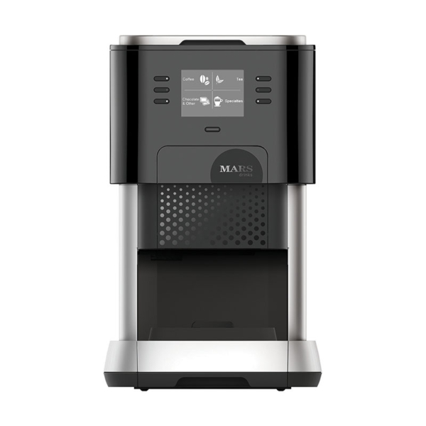 Front view of the Flavia Creation 500 coffee machine