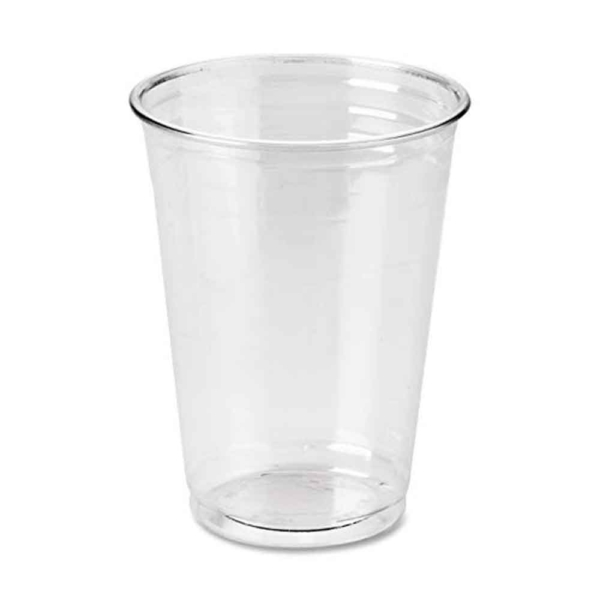 clear plastic 9oz cup