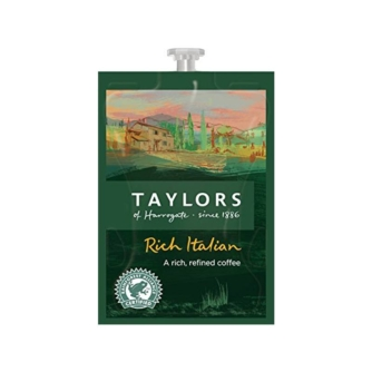 Taylors of harrogate rich Italian coffee for Flavia