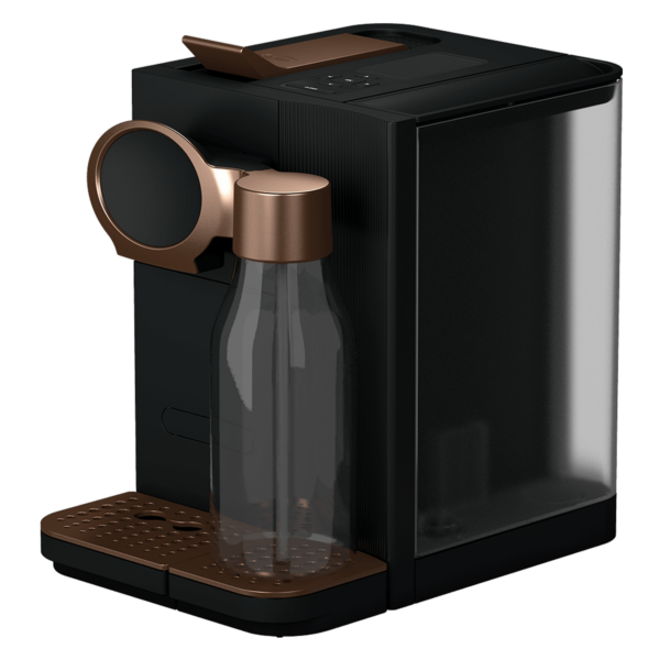 KFee Lattensia pod coffee machine side view
