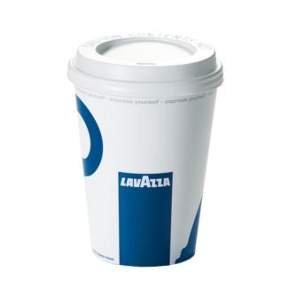 Lavazza paper cup