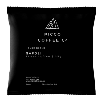 Individual bag go Picco Coffee co Napoli filter coffee