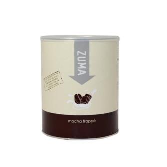 Tin of zuma mocha frappe powder