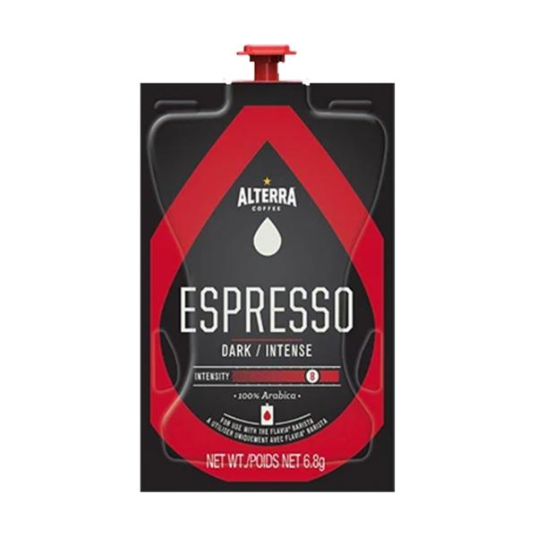 Flavia Alterra Espresso coffee
