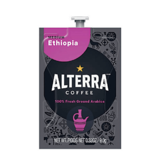 Flavia Alterra Ethiopian Roast instant coffee