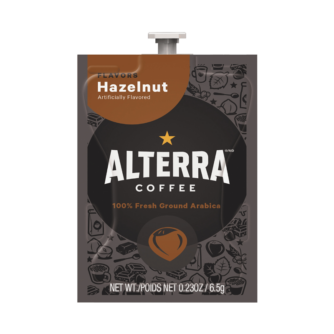 Flavia Alterra Hazelnut instant coffee