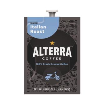 Flavia Alterra Italian Roast instant coffee