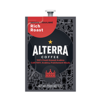 Flavia Alterra Rich Roast instant coffee