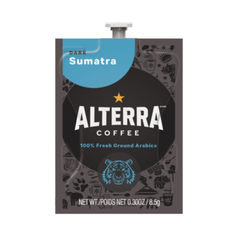 Flavia Alterra Sumatra Roast instant coffee