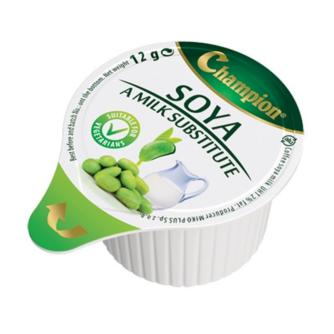 Champion soya milk single pack