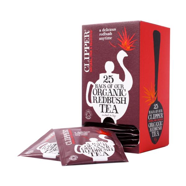 Clipper Organic redbush 25 teabags