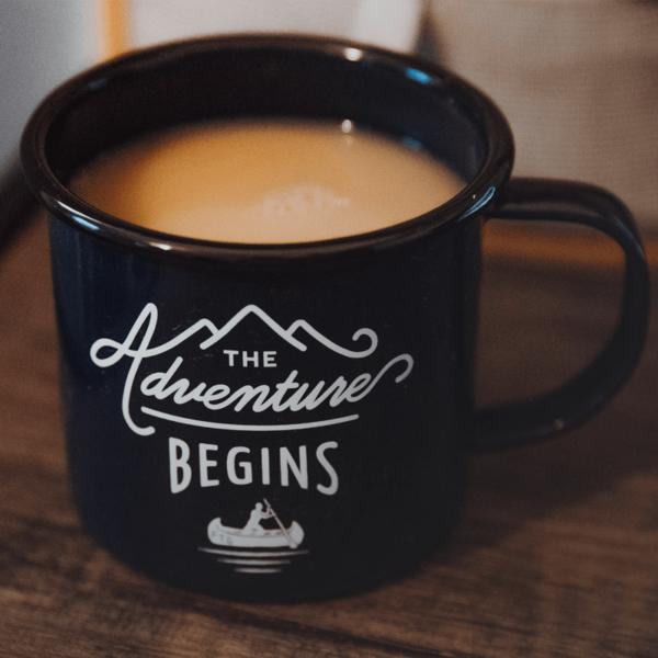 Cup of Clipper Earl Grey tea