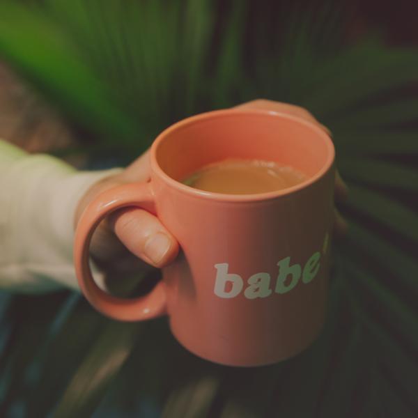 Mug of Hub The Eccentric One coffee