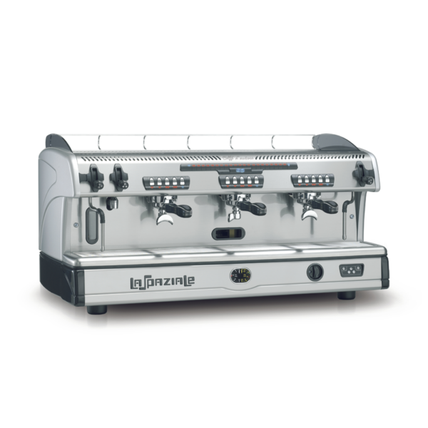 La Spaziale s5 3 group traditional coffee machine