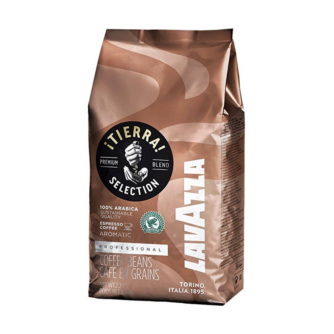 Lavazza Tierra 1kg coffee beans