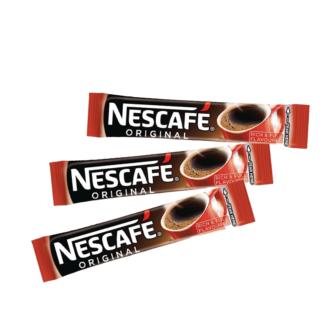 Nescafe original sticks granulated coffee