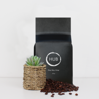 Hub The Shy One 500g Bag of coffee beans