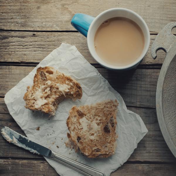 Cup of Tetley English Breakfast Tea