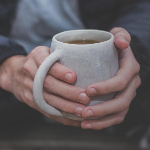 Mug of Hub The Thoughtful One coffee