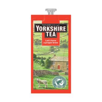 Flavia Yorkshire tea