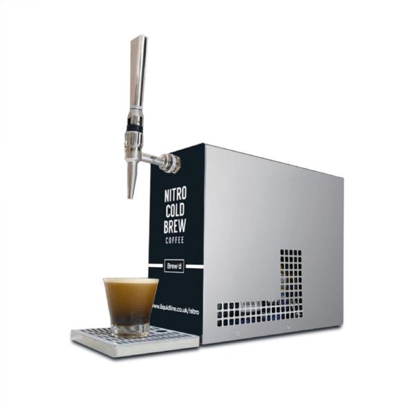 Brew'd nitro cold brew machine - old design