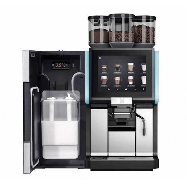 WMF 1500 coffee machine with milk fridge